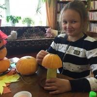 Праздник тетушки тыквы