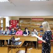 Районный семинар библиотечных работников